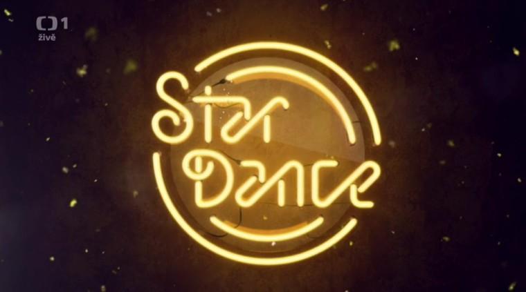 Logo nové řady pořadu StarDance VII. (2015).
